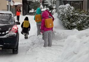 雪道 歩き方